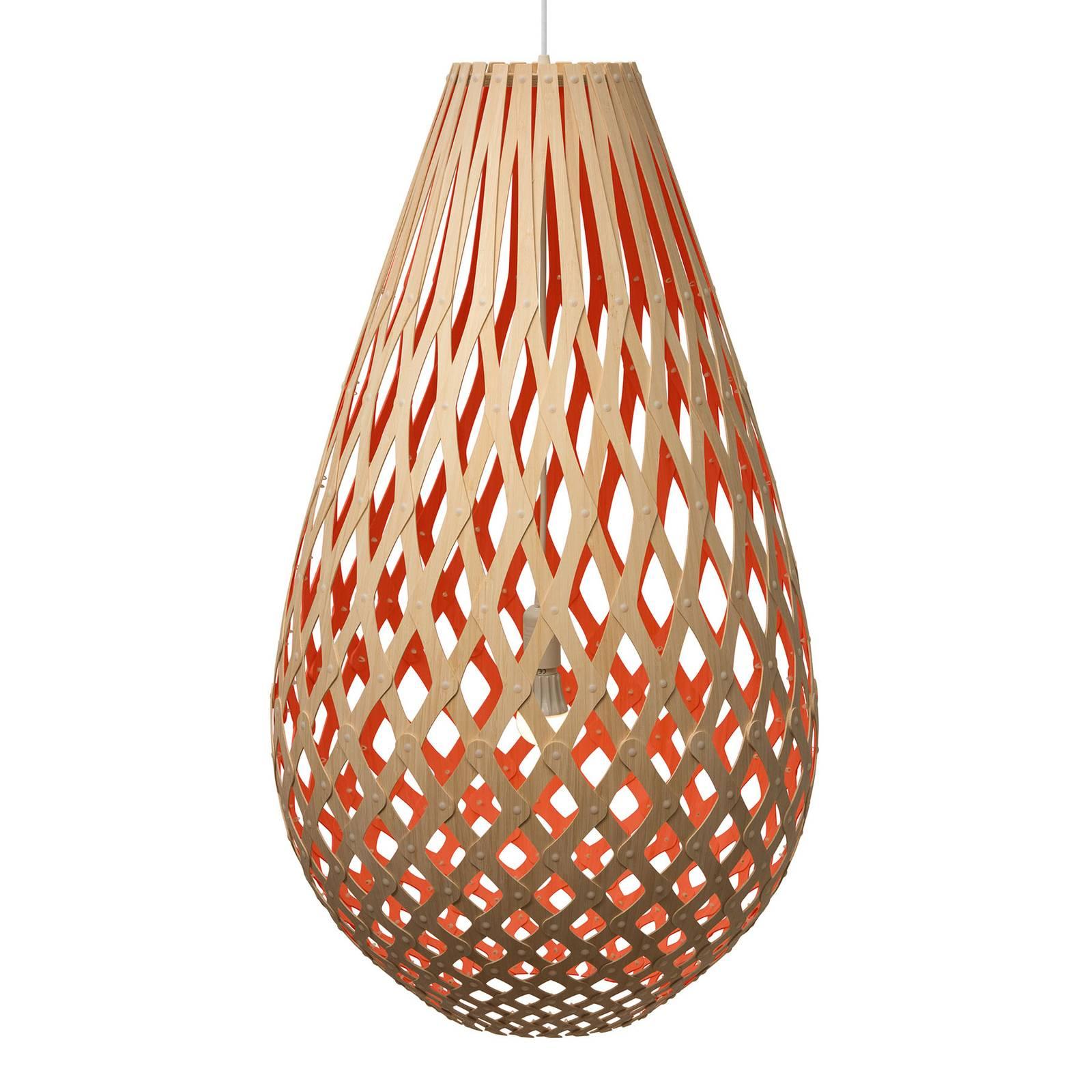 david trubridge Koura -riippuvalo 75 cm, bambu