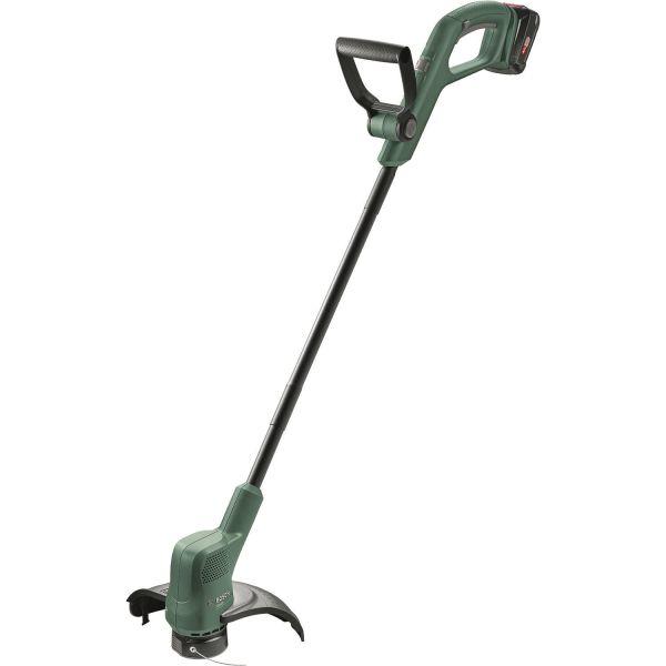 Bosch DIY Easy Grasscut 18-230 Gresstrimmer med 2,0 Ah batteri og lader
