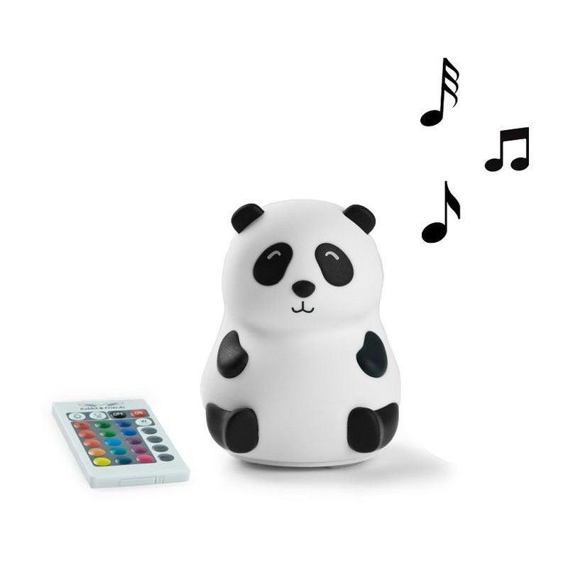 Rabbit & Friends Bluetooth-Lampa, Panda