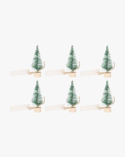 Paikkakortit, X-mas Tree