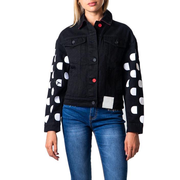 Desigual Women's Blazer Black 176945 - black M