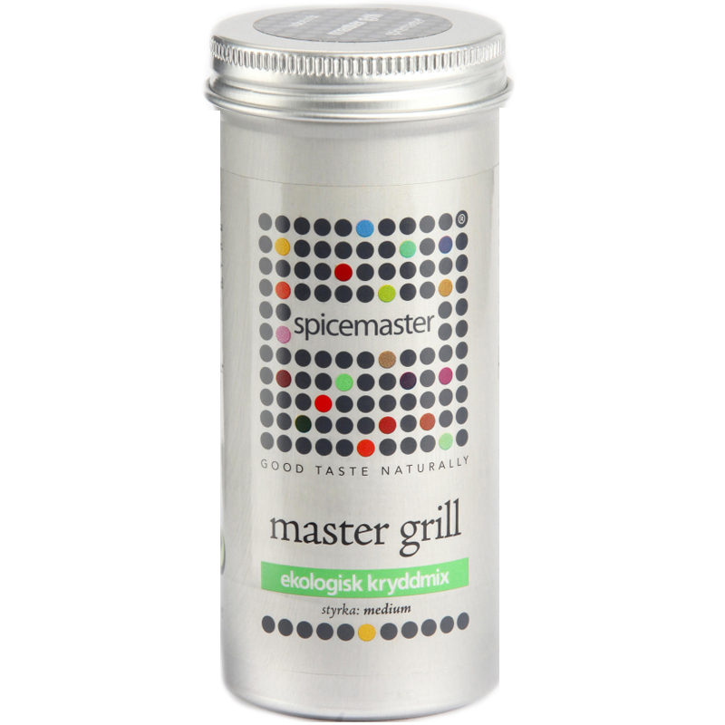 """Kryddmix """"Master Grill"""" 45g - 57% rabatt"""