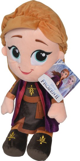 Disney Frozen 2 Anna Plysjfigur 43 Cm