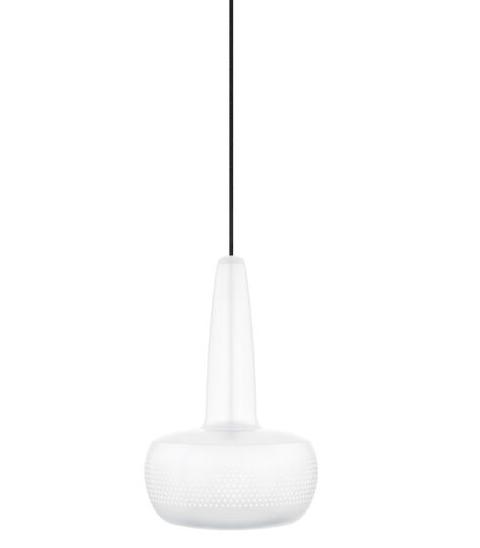 Clava pendel matt white, VITA