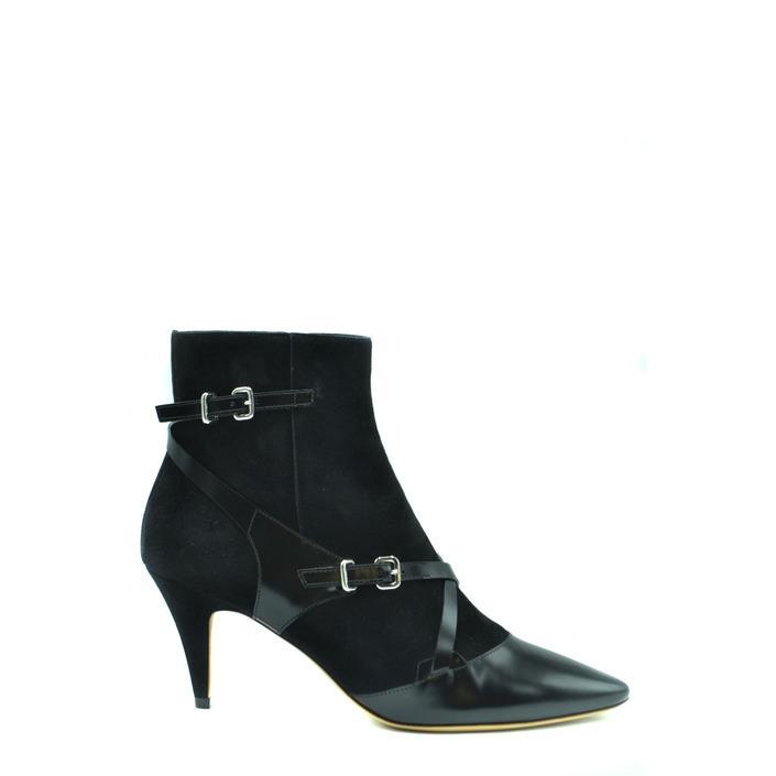Tod`s Women's Boots Black 179330 - black 38.5