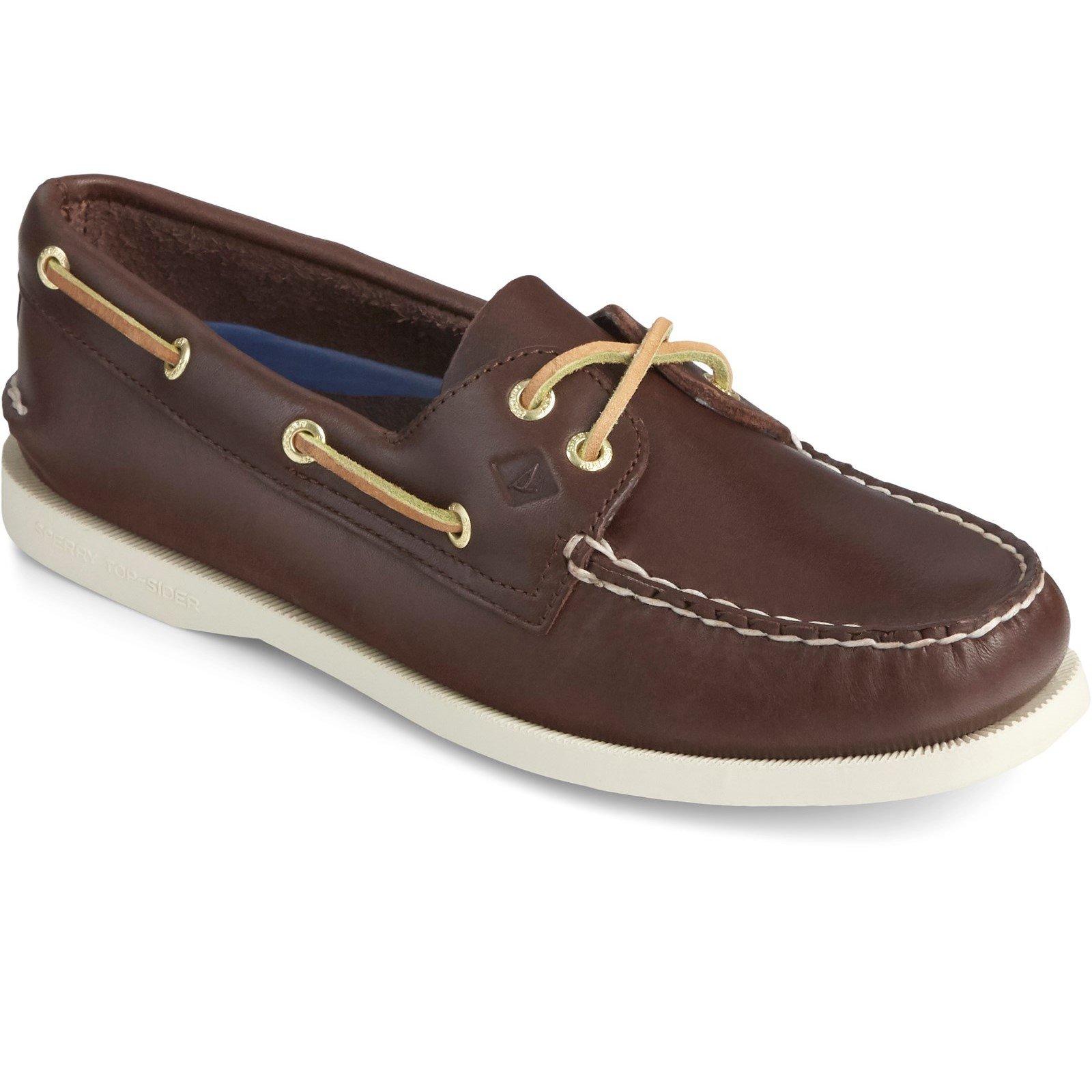 Sperry Women's Authentic Original Boat Shoe Various Colours 31535 - Brown 7.5