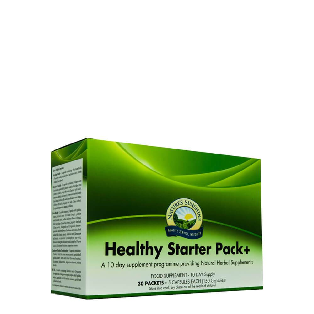 Healthy Starter Pack+ (10 day supply) Healthy Starter Pack+