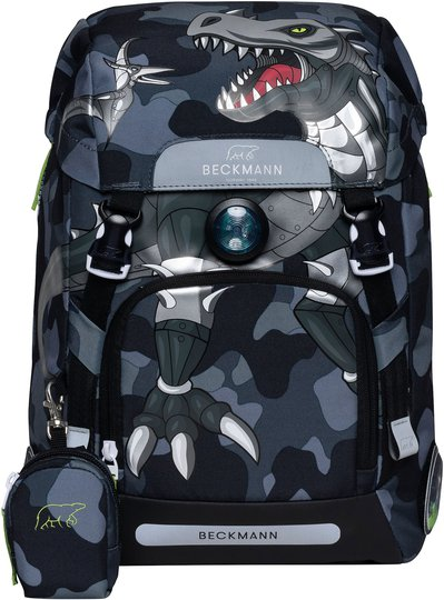Beckmann Classic Ryggsekk 22L, Camo Rex