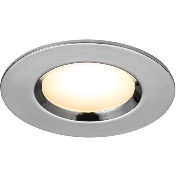 Nordlux DORADO 49430133 Kohdevalaisin 5,5W LED, 2700K, IP65 Kromi