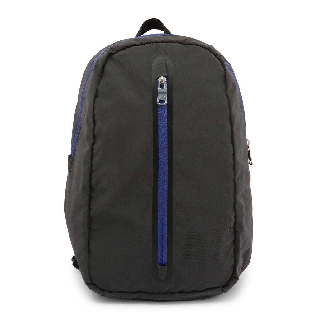 Armani Exchange Men's Backpack Grey 952144_9P002 - grey NOSIZE