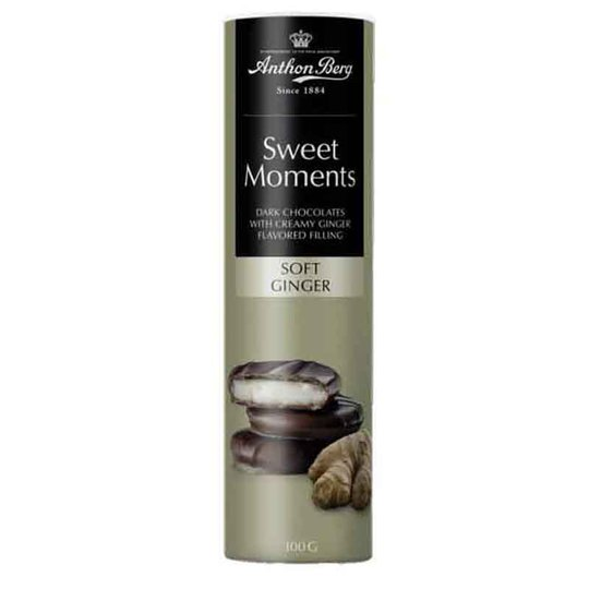 "Choklad ""Sweet Moments Ginger"" 100g - 76% rabatt"