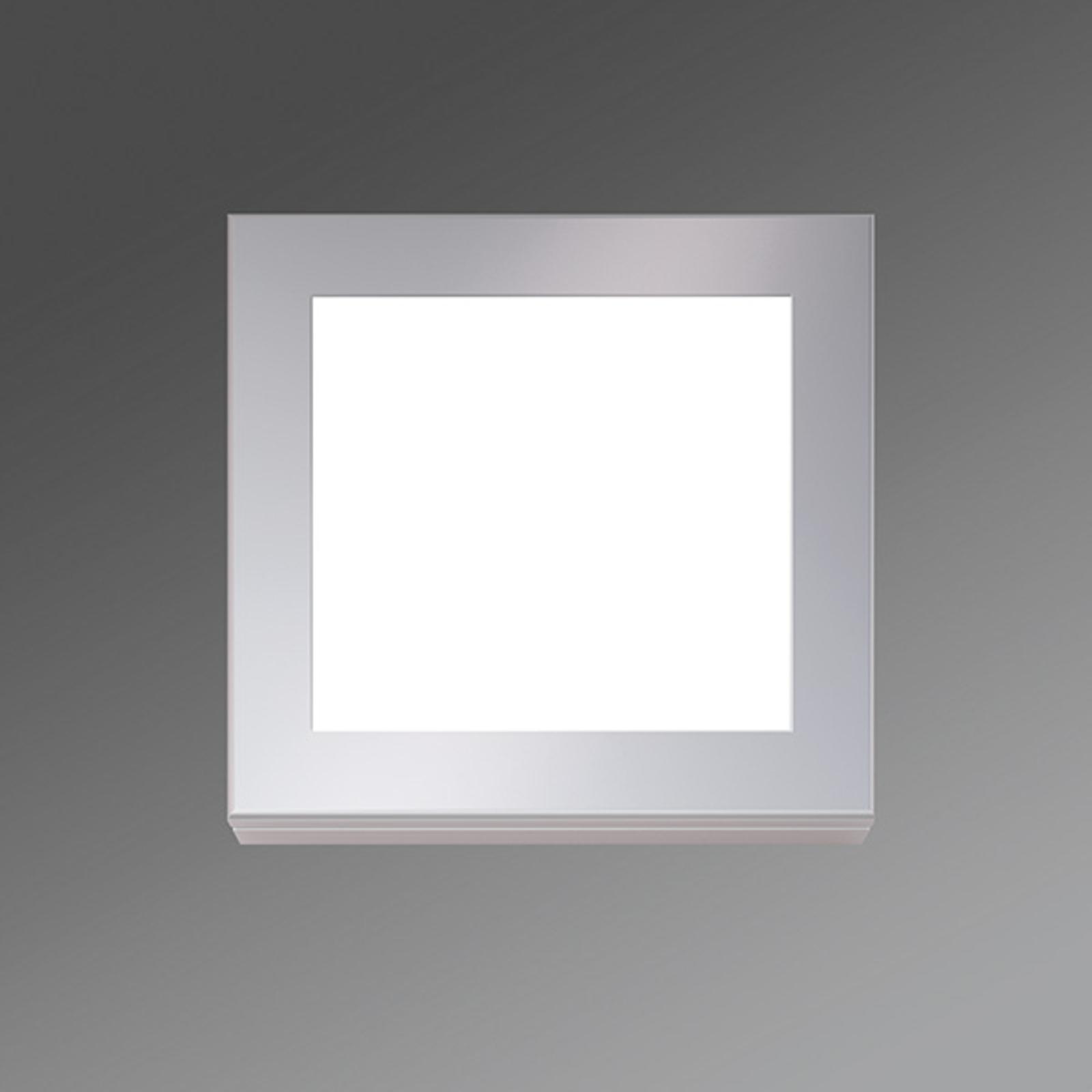 Suorakulmainen LED-seinävalaisin Visula-VSWIG 12W