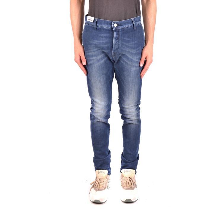 Daniele Alessandrini Men's Jeans Blue 163267 - blue 32
