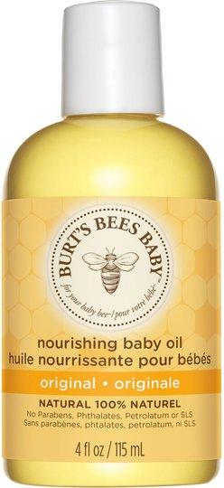 Burt's Bees Baby Bee Fuktighetsgivende Babyolje