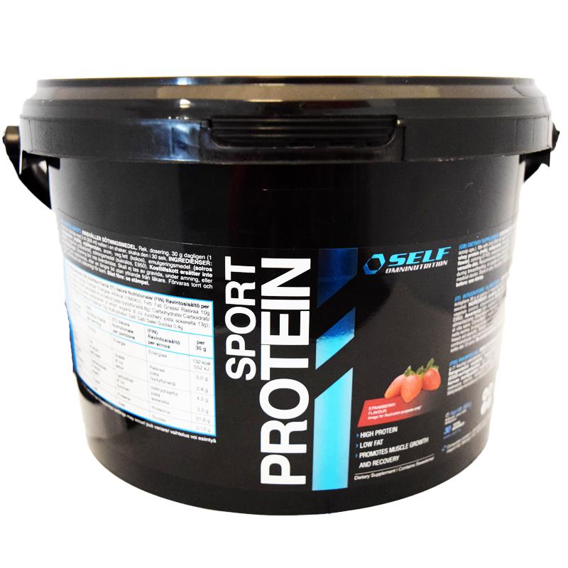 Proteinpulver Jordgubb 900g - 34% rabatt