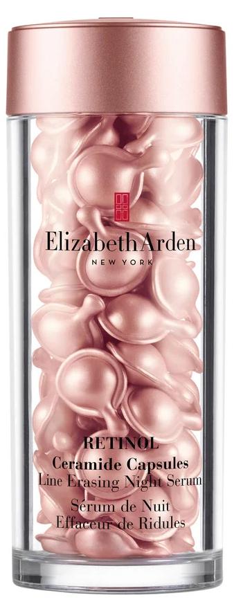 Elizabeth Arden - Retinol Ceramide Capsules Line Erasing Night Serum 60 Pcs