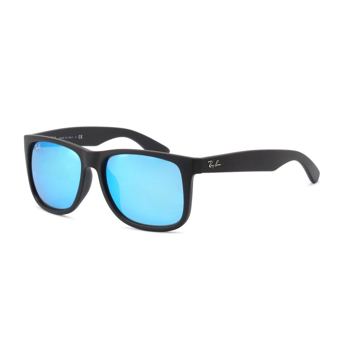 Ray-Ban Unisex Sunglasses Black 0RB4165F - black-3 NOSIZE
