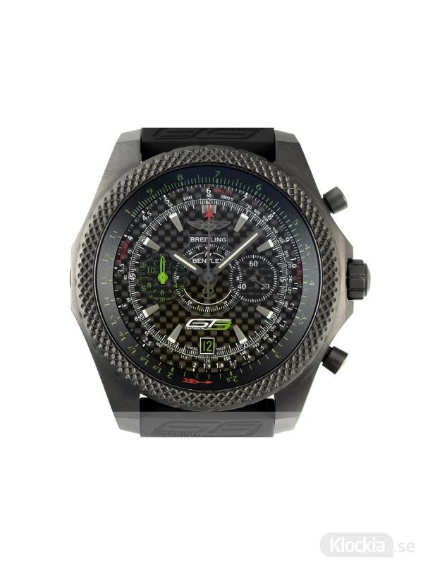 Begagnad Breitling Bentley GT3 Titanium Chronograph 50 Limited Edition V27365