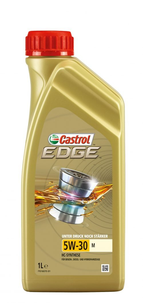 Moottoriöljy CASTROL 5W30 EDGE M 1L