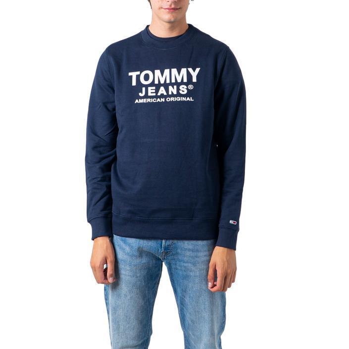 Tommy Hilfiger Men's Sweatshirt Blue 180509 - blue XL