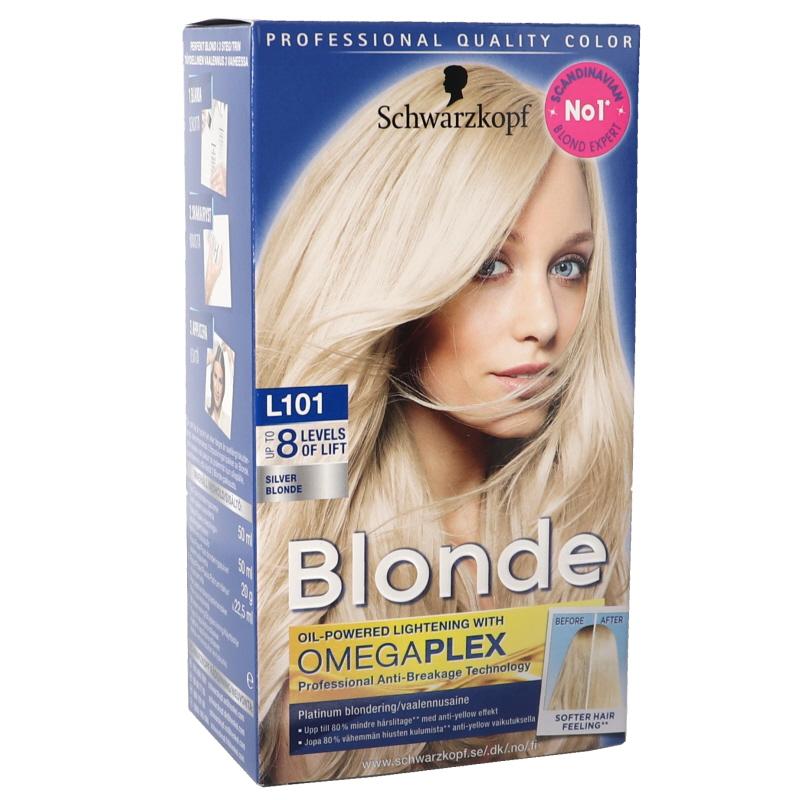 Hårfärg Blonde L101 - 56% rabatt