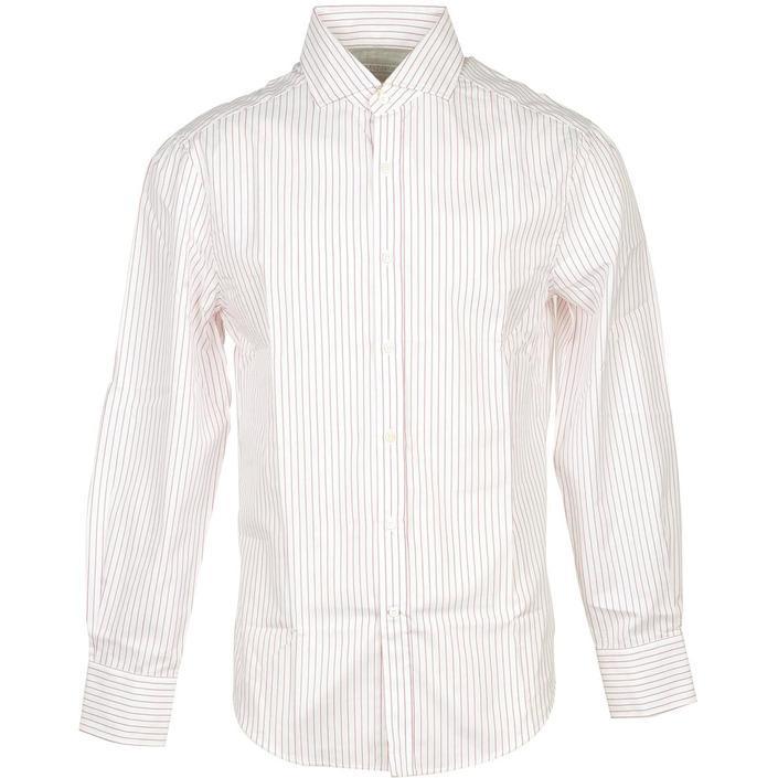Brunello Cucinelli Men's Shirt Pink 222466 - pink S