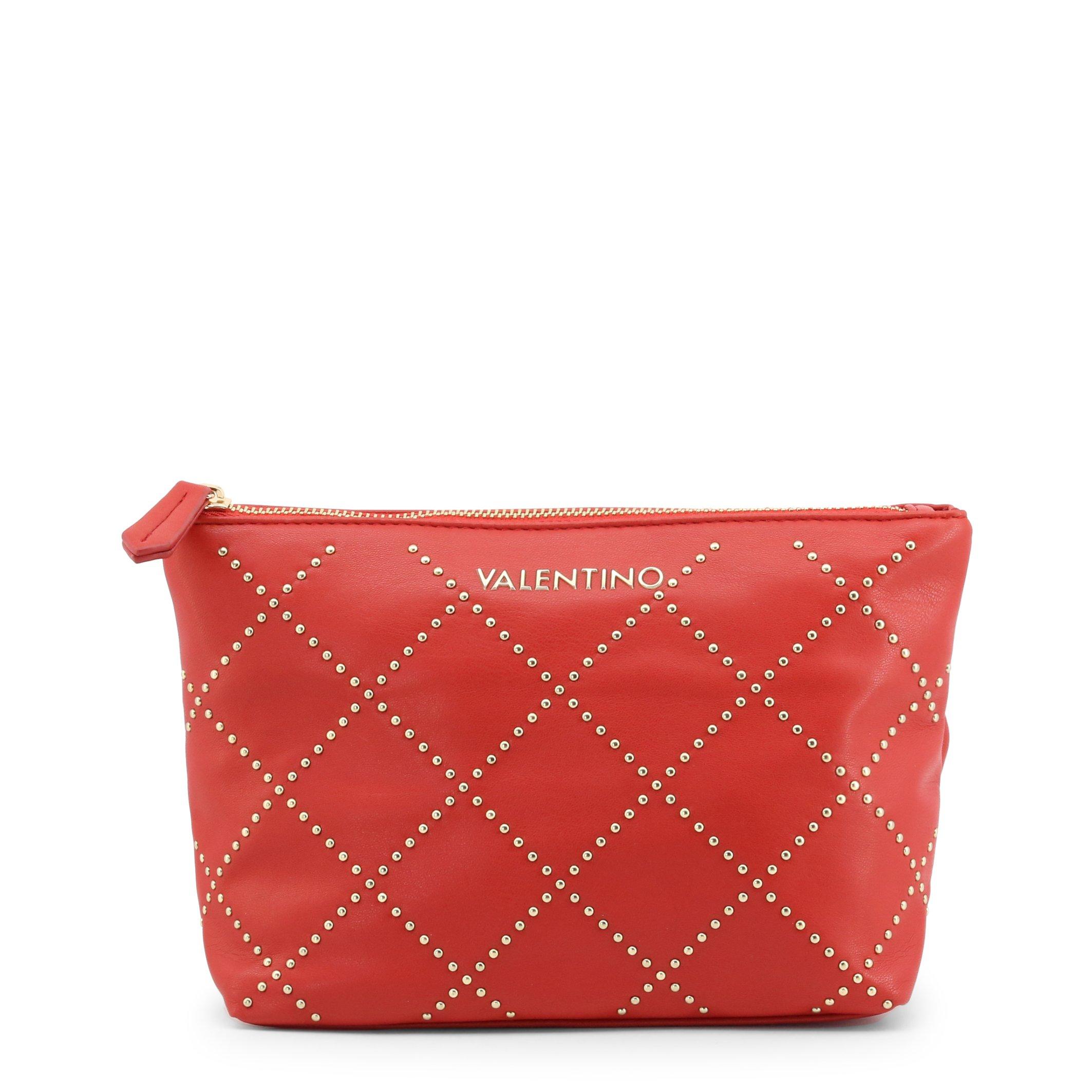 Valentino by Mario Valentino Women's Clutch Bag Various Colours MANDOLINO-VBE3KI513 - red NOSIZE