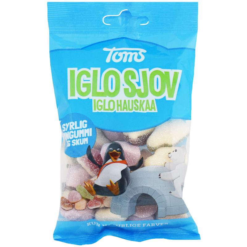 Toms Igloo 80g - 23% alennus