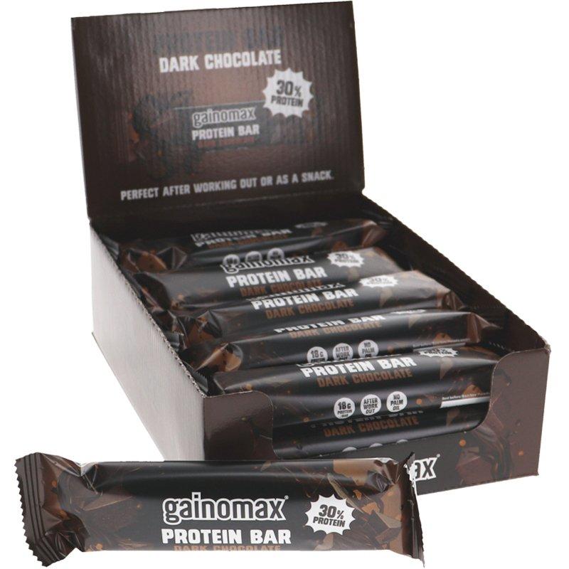 Proteiinipatukat Tumma Suklaa 15kpl - 32% alennus