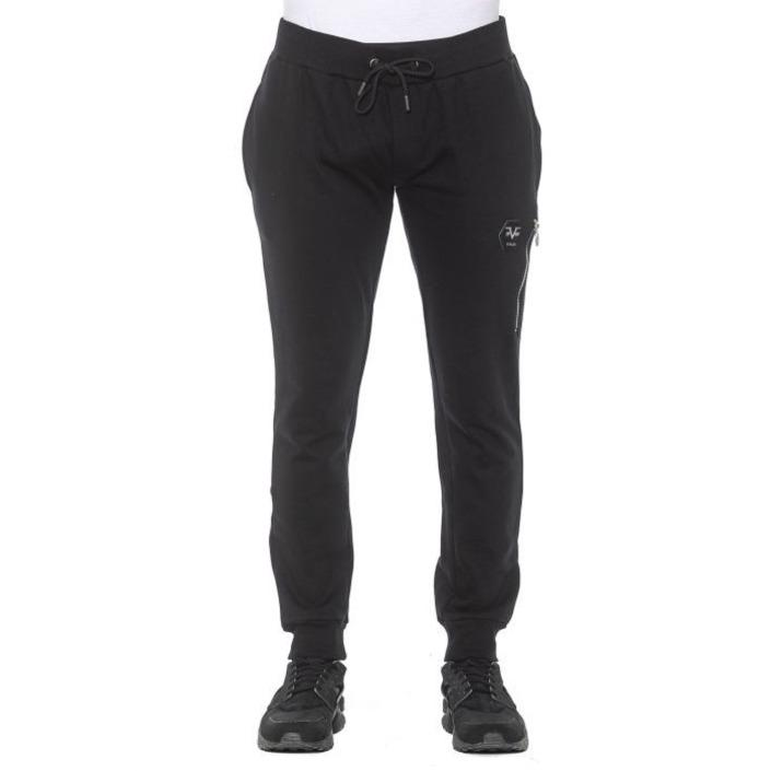 19v69 Italia Men's Trouser Black 187475 - black M