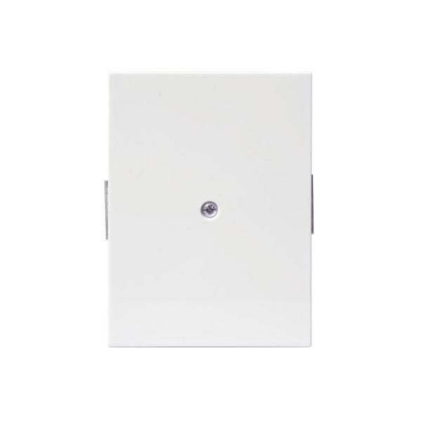 ABB Impressivo Keskiölevy 85x100 mm valkoinen