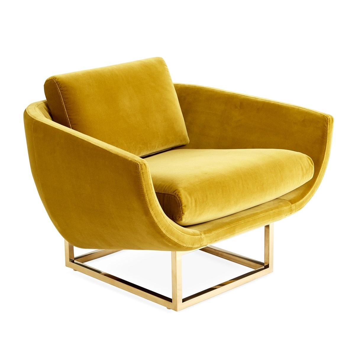 Jonathan Adler I Beaumont Lounge Chair
