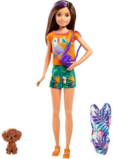 Barbie Dukke The Lost Birthday Skipper