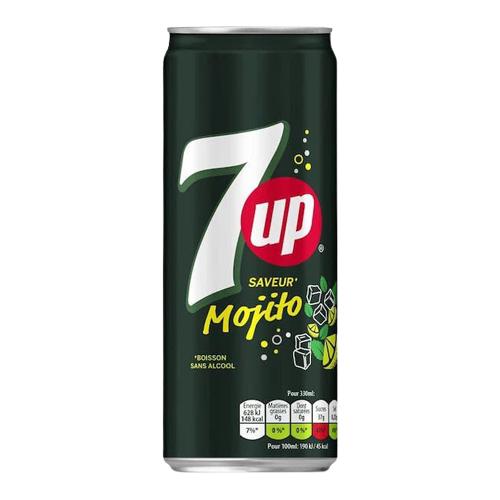 7-Up Mojito 33cl