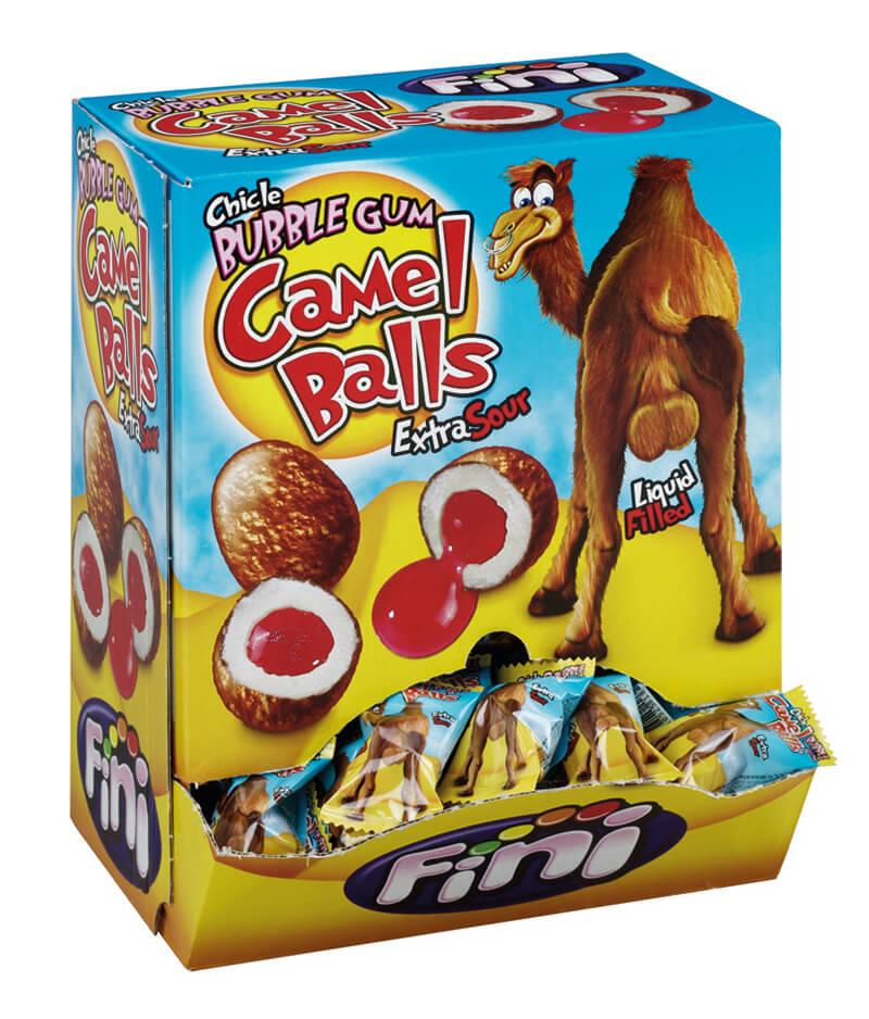 FINI CAMEL BALLS - 200 st