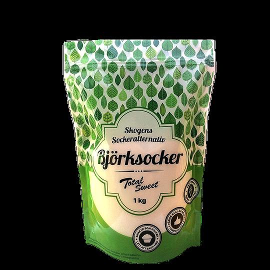 Björksocker Total Sweet, 1 kg