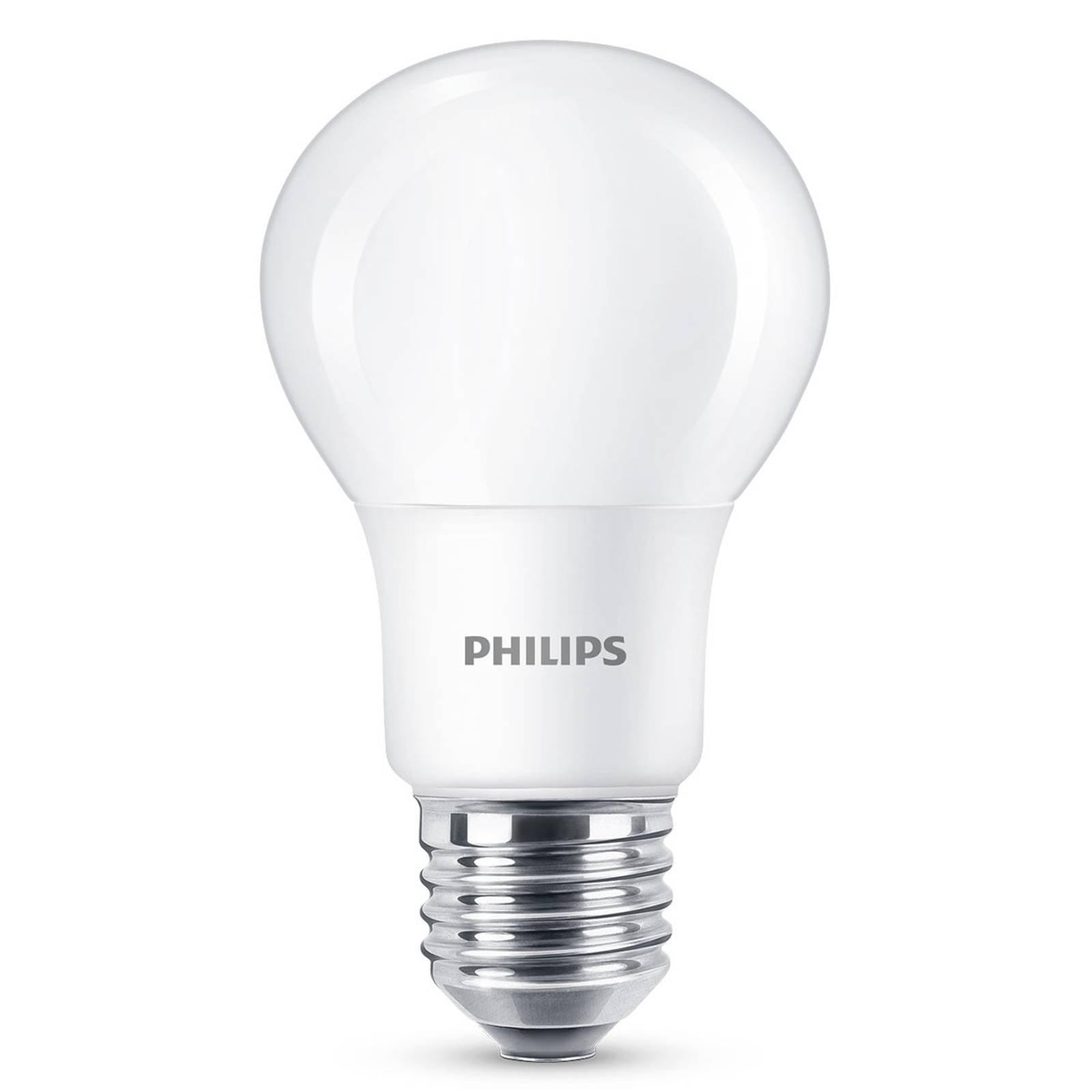 Philips E27 LED-pære 2,2W varmhvit, ikke dimbar