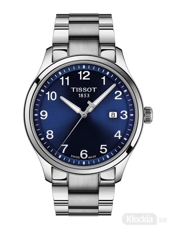 TISSOT Gent XL Classic 42mm T116.410.11.047.00