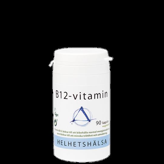 B12-Vitamin, 90 kapslar