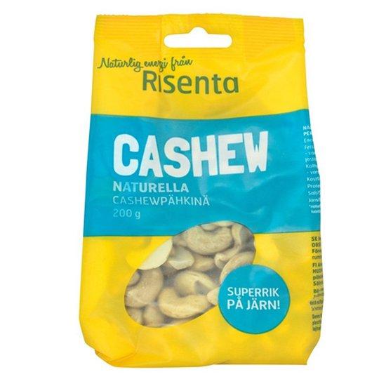 Cashewpähkinät 200g - 19% alennus