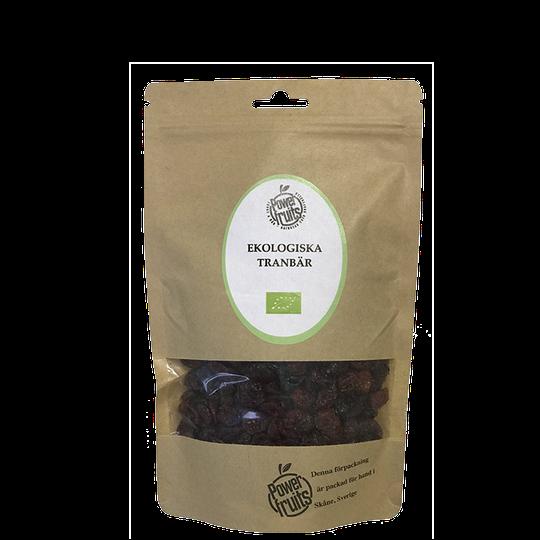 Ekologiska Tranbär, 500 g