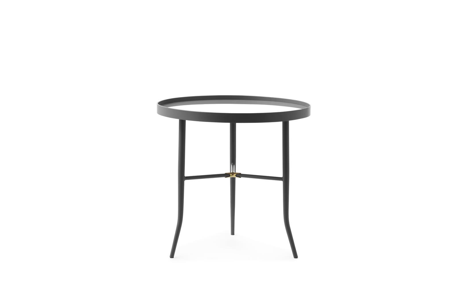 Normann Copenhagen - Lug Table Small - Grey (602290)