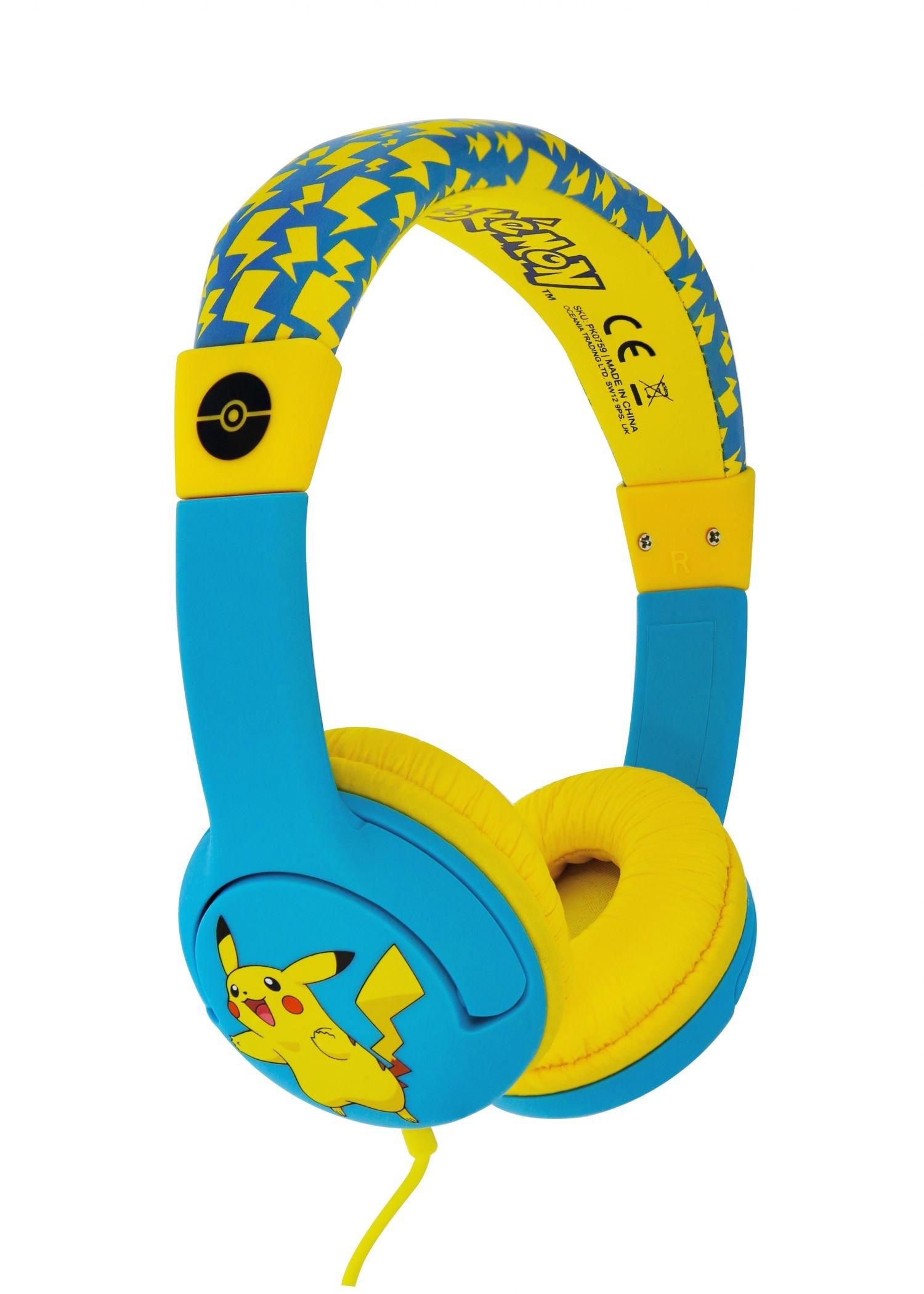 OTL - Junior Headphones - Pokemon Pikachu (856541)