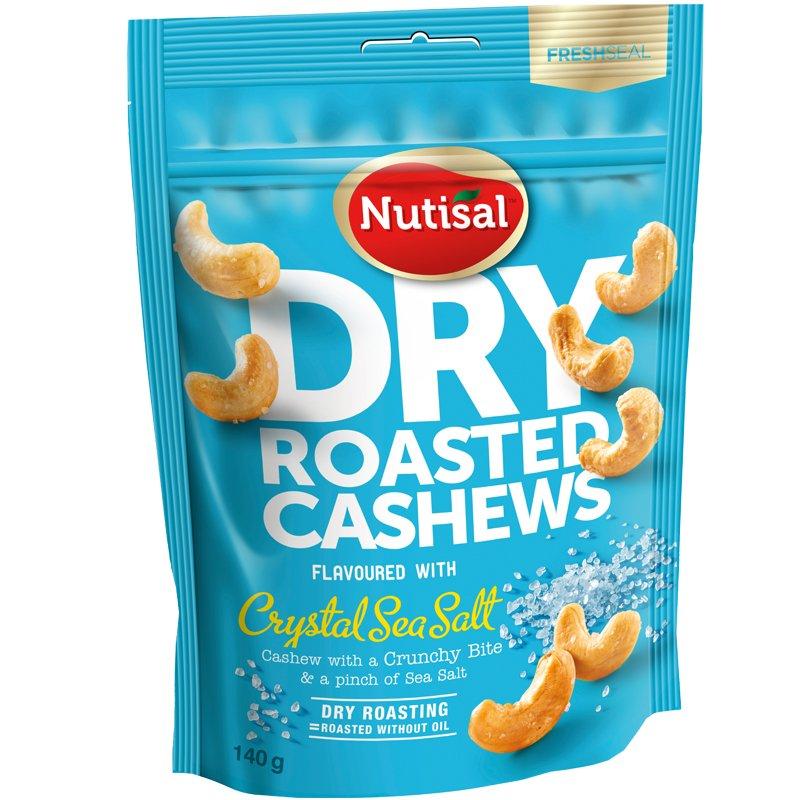 Cashewpähkinät Dry Roasted - 47% alennus
