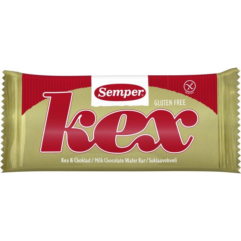 Keksi, suklaa & toffee 45 g - 59% alennus