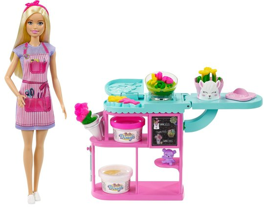 Barbie Dukke, Blomsterhandler