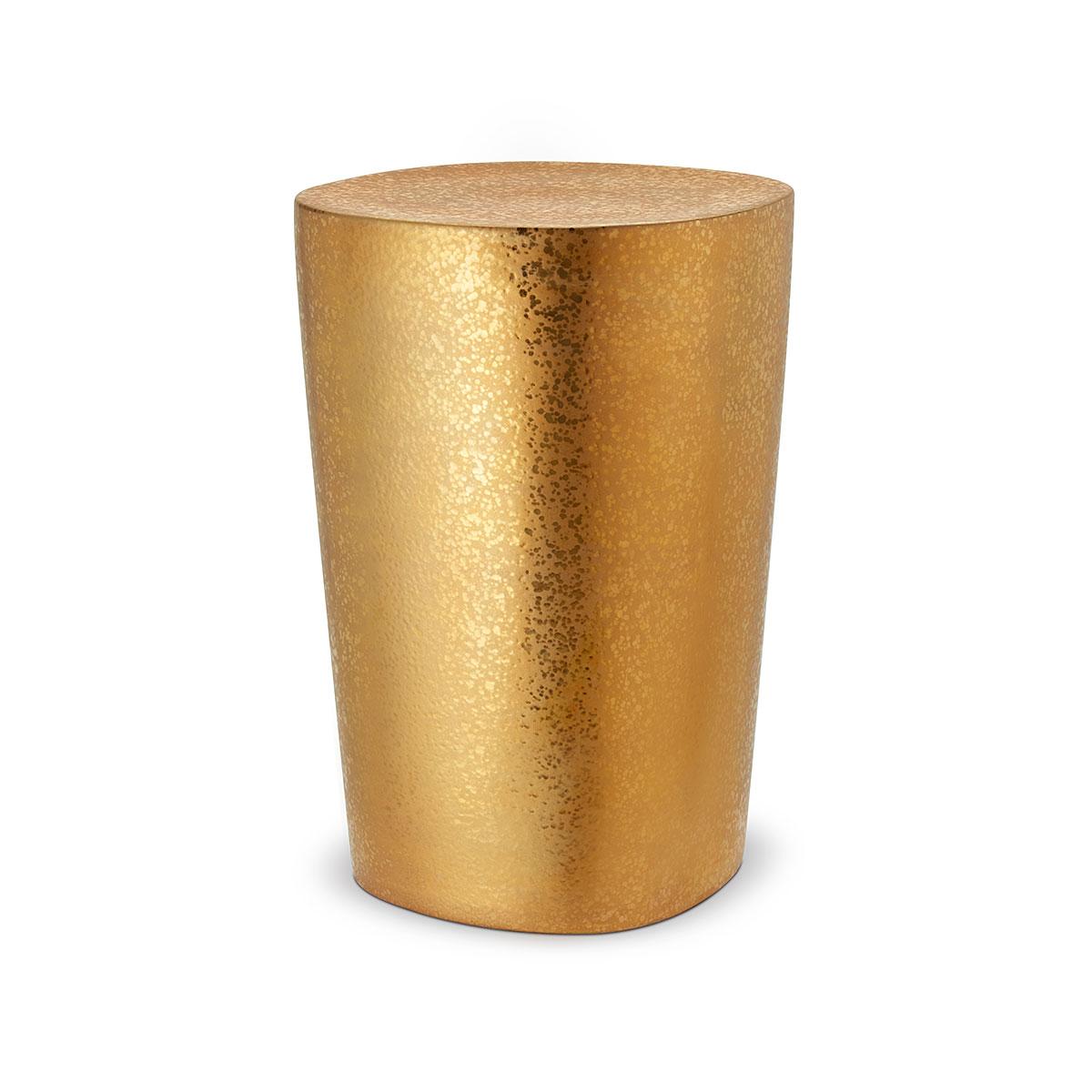 L'Objet I Alchimie Stool Gold