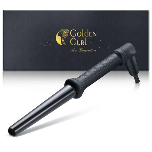 Golden Curl Gl506 Black Locktång