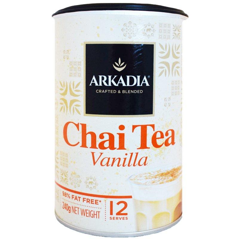 """Te """"Chai Vanilla"""" 240g - 67% rabatt"""