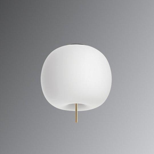 Kundalini Kushi - LED-kattovalo messinki 33 cm
